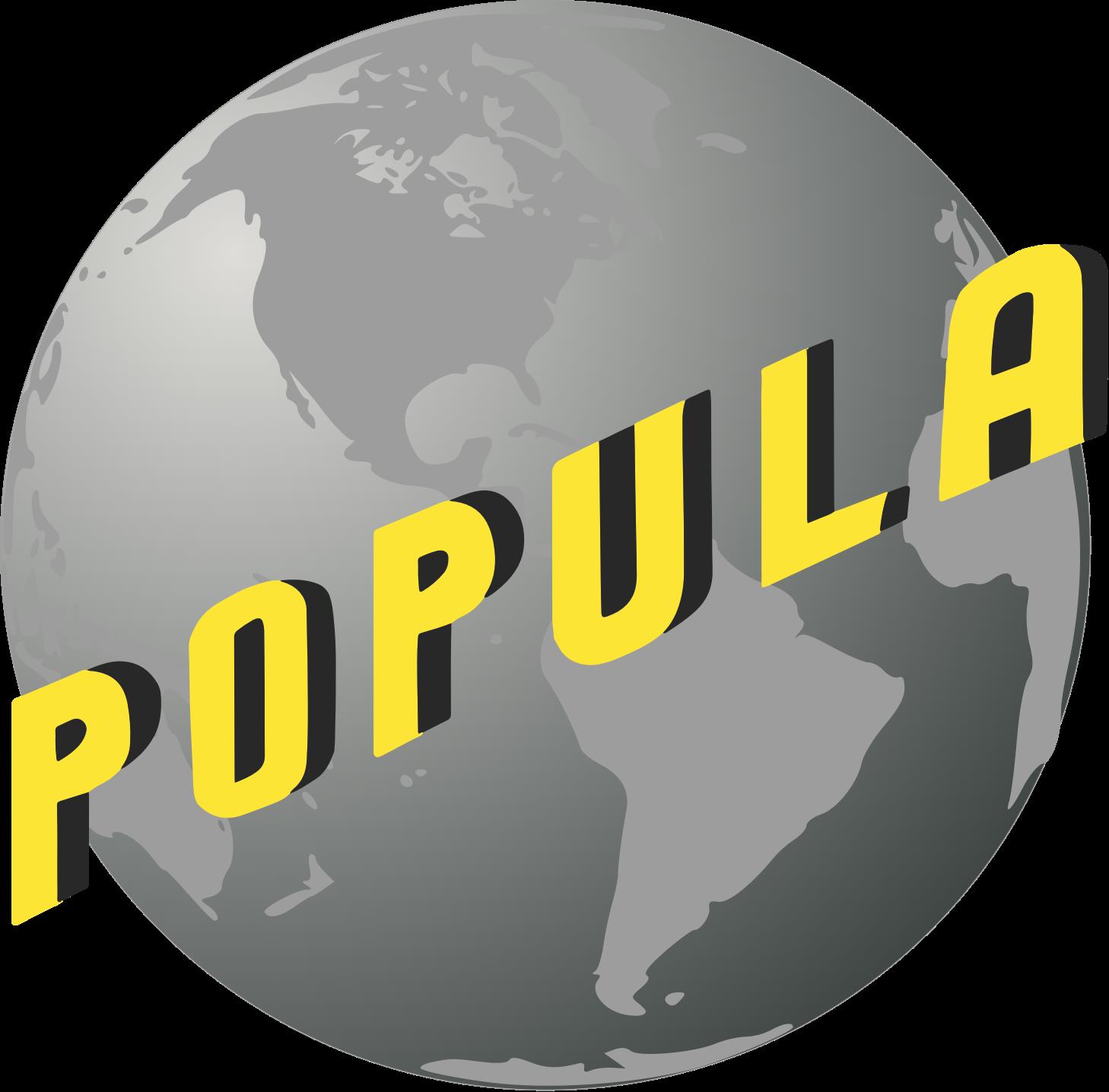 Popula logo